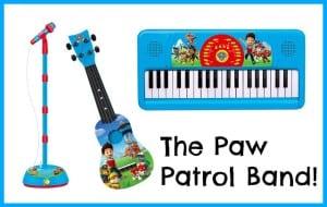 paw patrol band