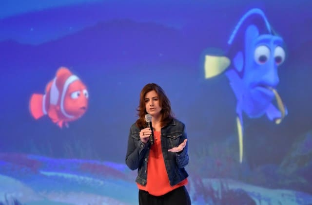 lindsey collins disney finding dory producer