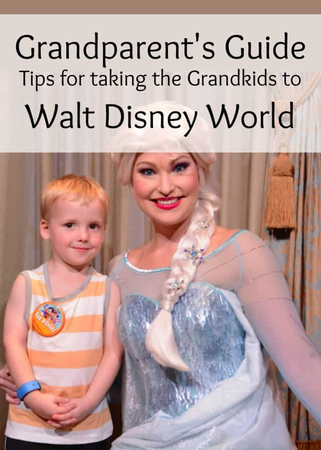 Grandparent guide to taking kids to Walt Disney World