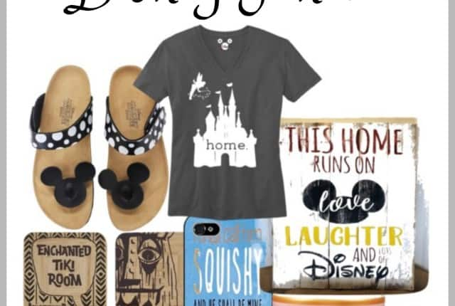 disney gifts for disney fanatics