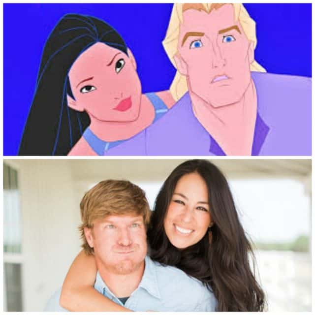 chip joanna pocahontas john smith
