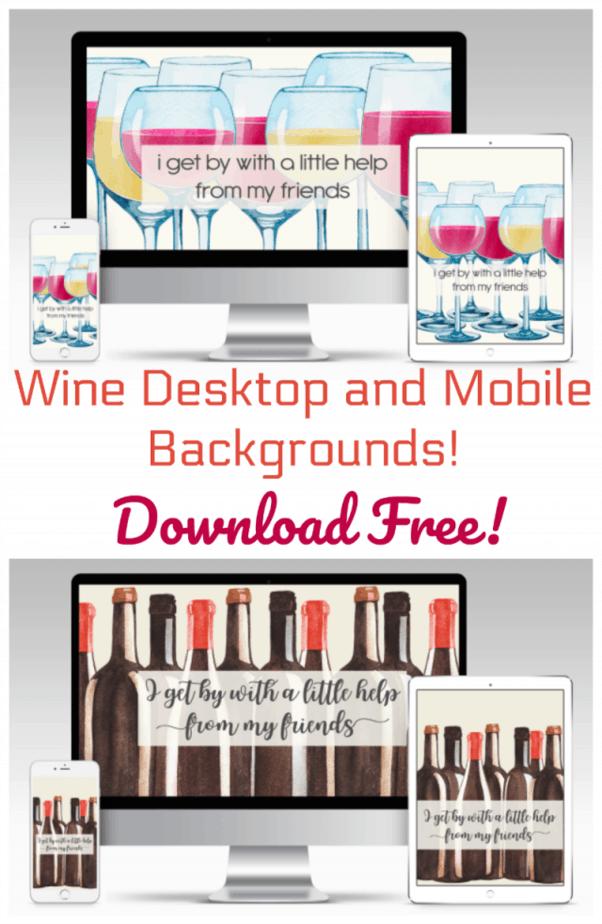 wine printable background wallpaper