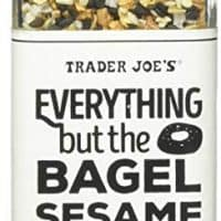 Trader Joe's Everything but the Bagel Sesame Seasoning Blend 2.3 Oz