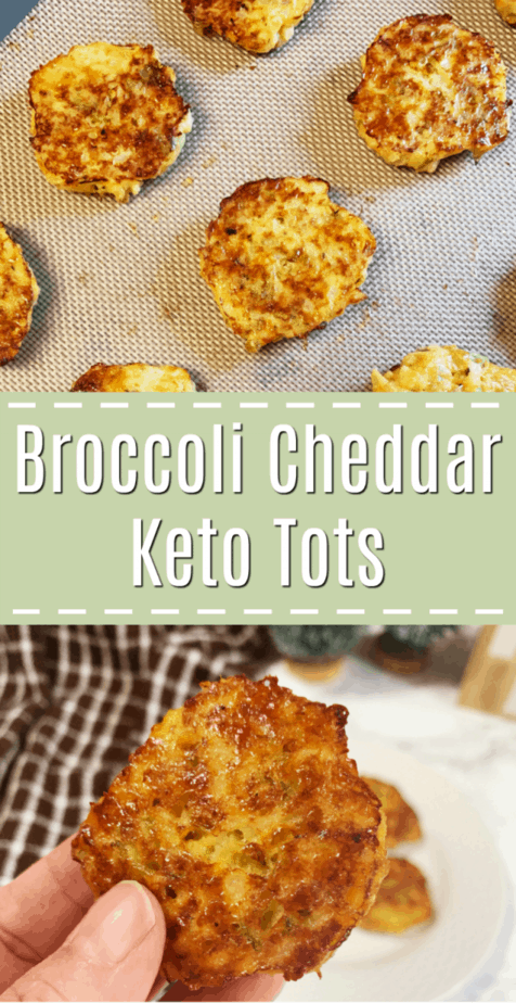 broccoli cheddar tots pin