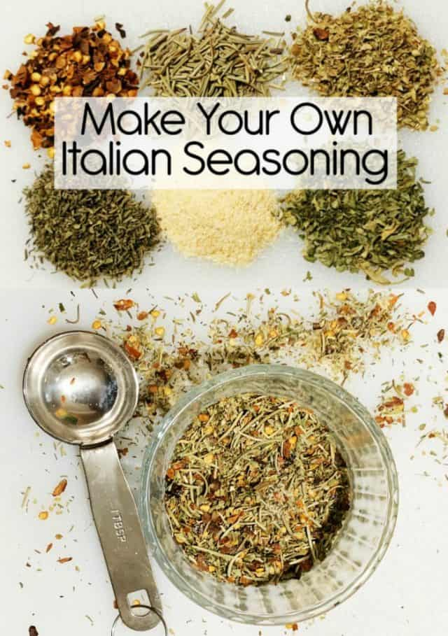 italian seasoning pin