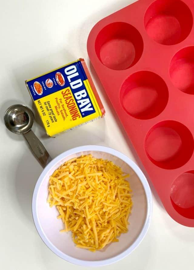 old bay cheese crisp ingredients