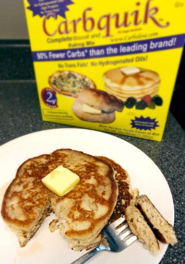 carbquik pancakes low carb