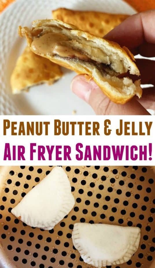 peanut butter jelly homemade uncrustable pin