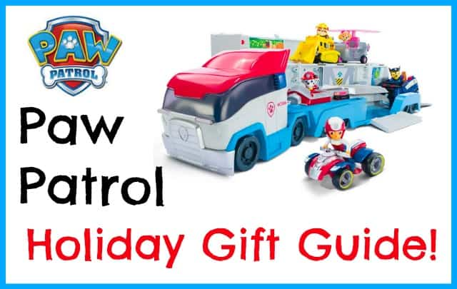 paw patrol holiday gift guide 640 x 405
