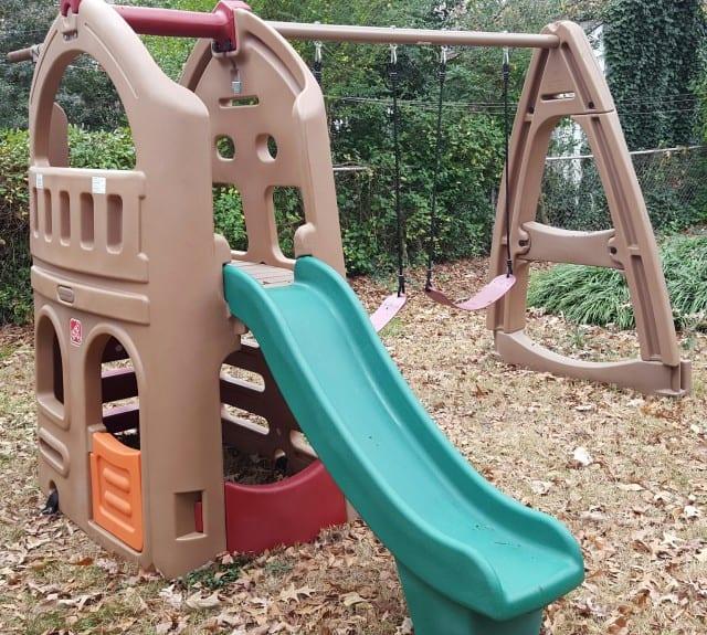 Step2 Slide Swingset