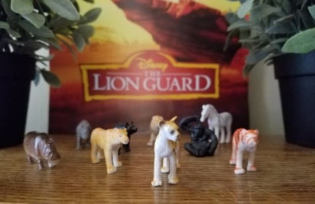 The Lion Guard for Disney Kids Playdate