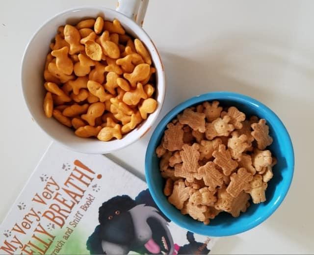 disney kids snacks for a Disney Kids Playdate
