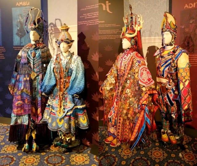 rivers of light costumes animal kingdom disney