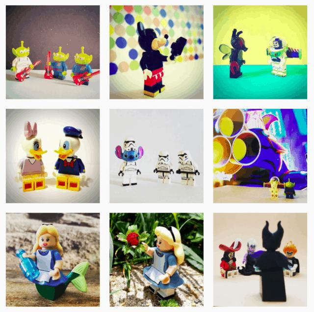 Disney toy photography