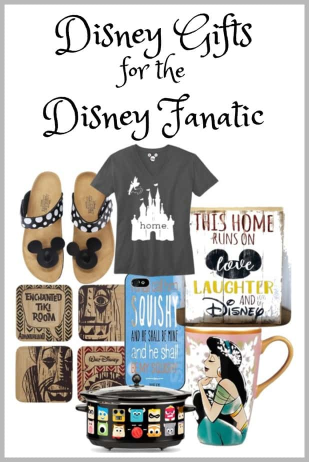 Gifts for the Disney Super Fan