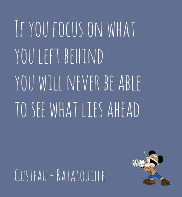 Ratatouille quote