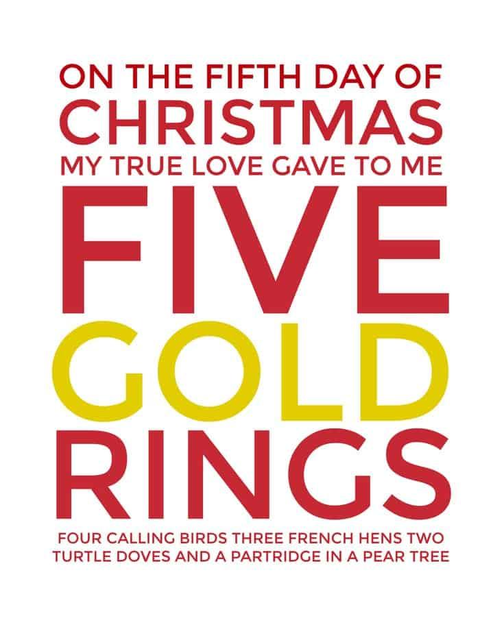 Free Christmas Holiday Printables
