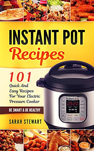 101 instant pot recipes