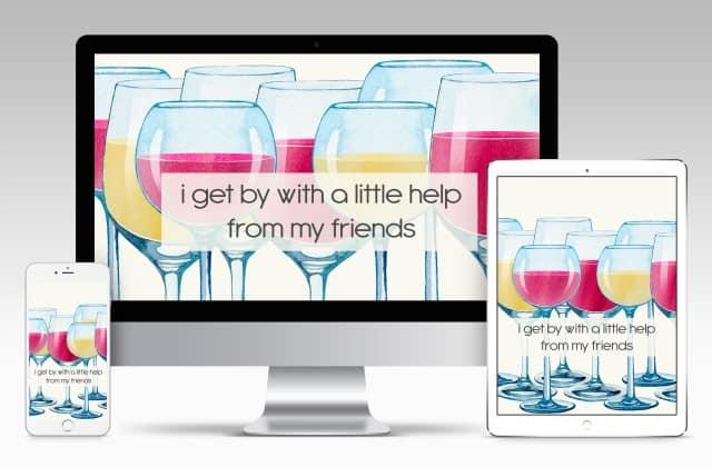 wine wallpaper background iphone ipad desktop