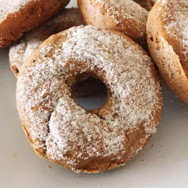 Keto Low Carb Cinnamon Donut Mix
