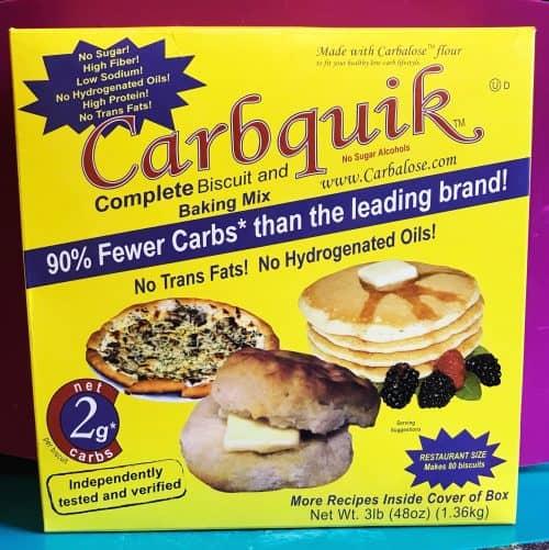 box of carbquik