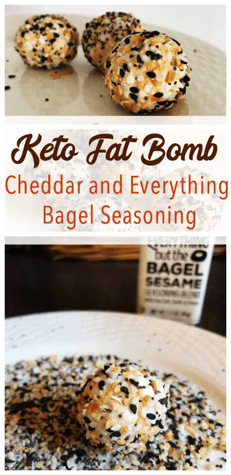 savory fat bomb everything seasoning pin