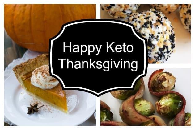 Keto Thanksgiving Recipes