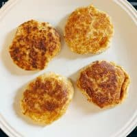 Easy Tuna Cakes - Keto / Low Carb