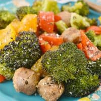 How to Make an Easy Italian Sausage Sheet Pan Meal