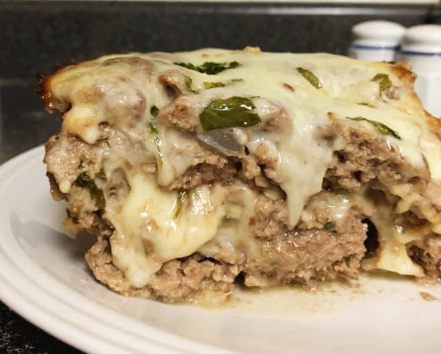 cheese stuffed meatloaf keto