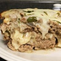 Stuffed Meatloaf - Keto / Low Carb