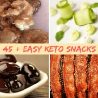 The Best Keto Snack Ideas and 9 Popcorn Substitutes