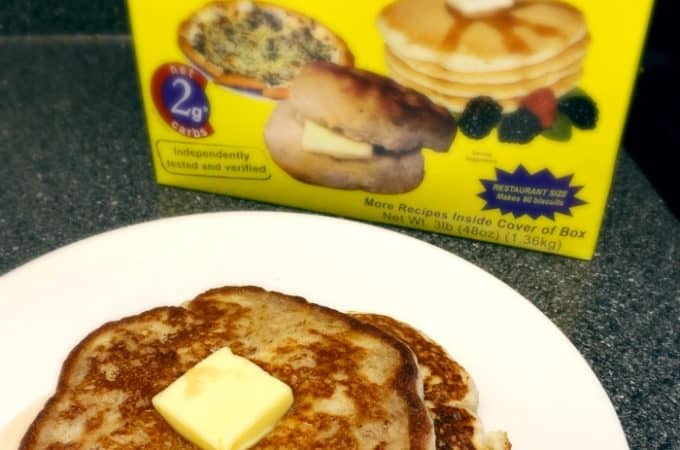 carbquik pancakes low carb