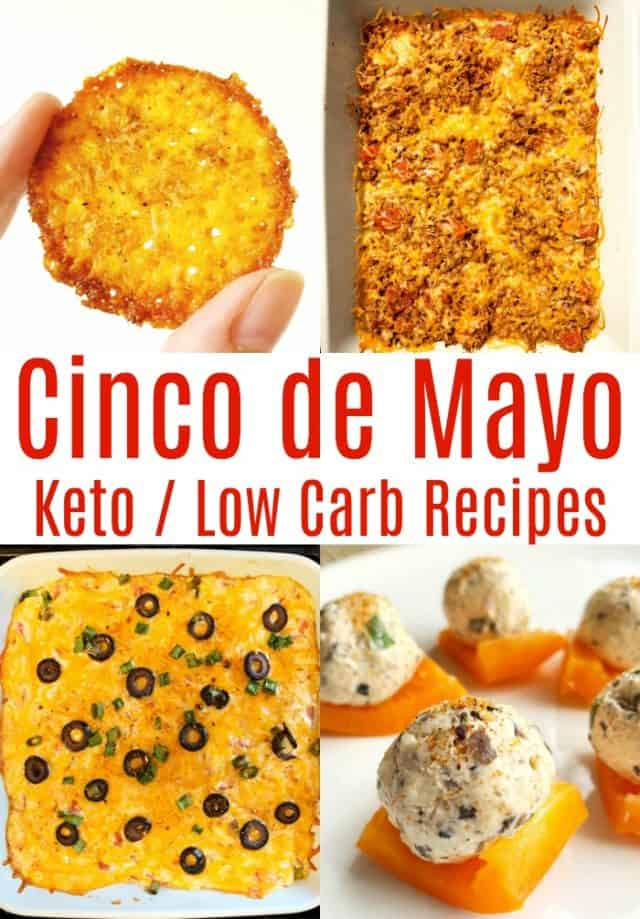 cinco de mayo keto recipes