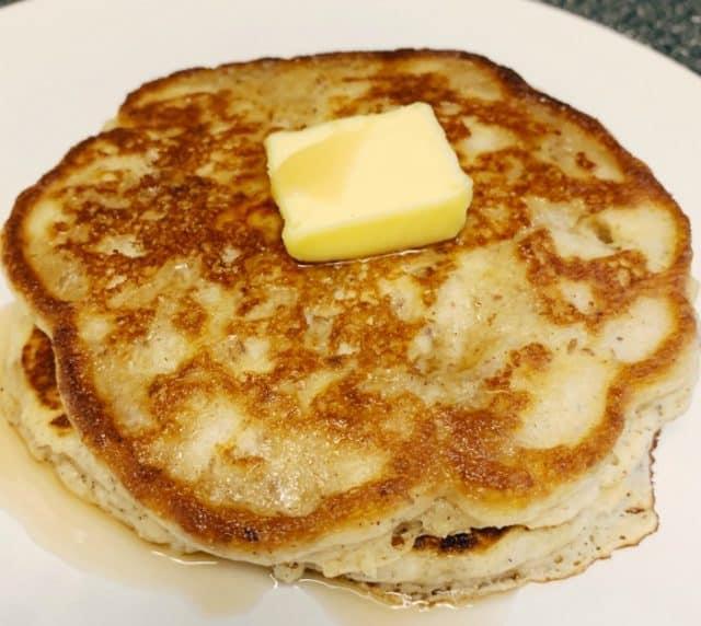 low carb pancakes square pic