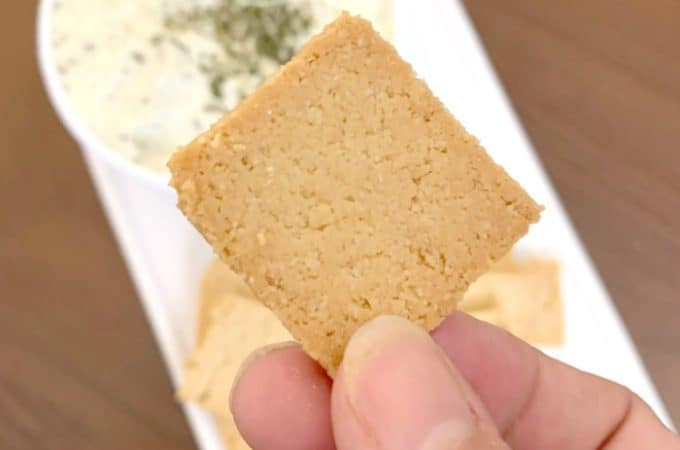 almond cracker keto