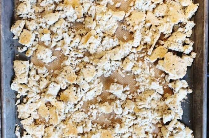 carbquik bread crumbs