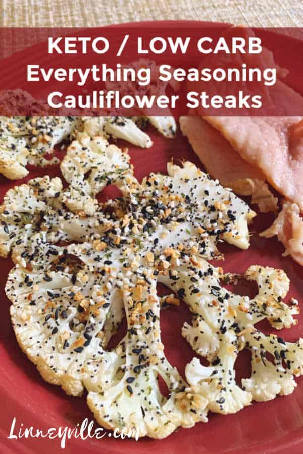 cauliflower steak pin