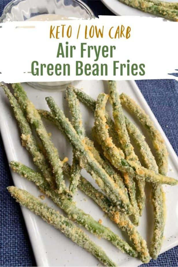 green bean fries pin